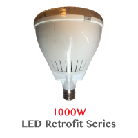 Foreverlamp™ introduces the Industry's First LED Plug-N-Play Replacement Lamp for 1000W MH applications.
