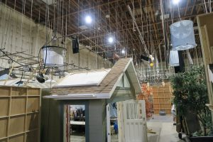 Hollywood Studio LED Retrofit