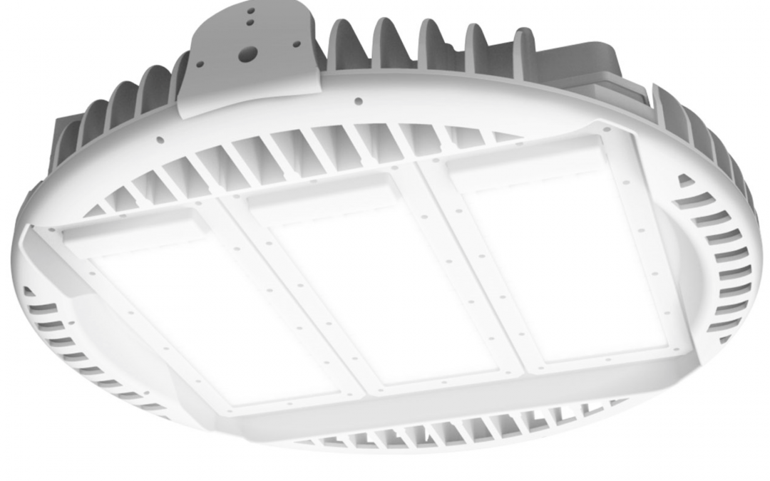 NEW Industrial LED High-Bay Covered by CCR Mag