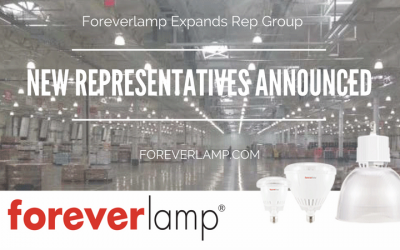 Foreverlamp Appoints New Agency Representation