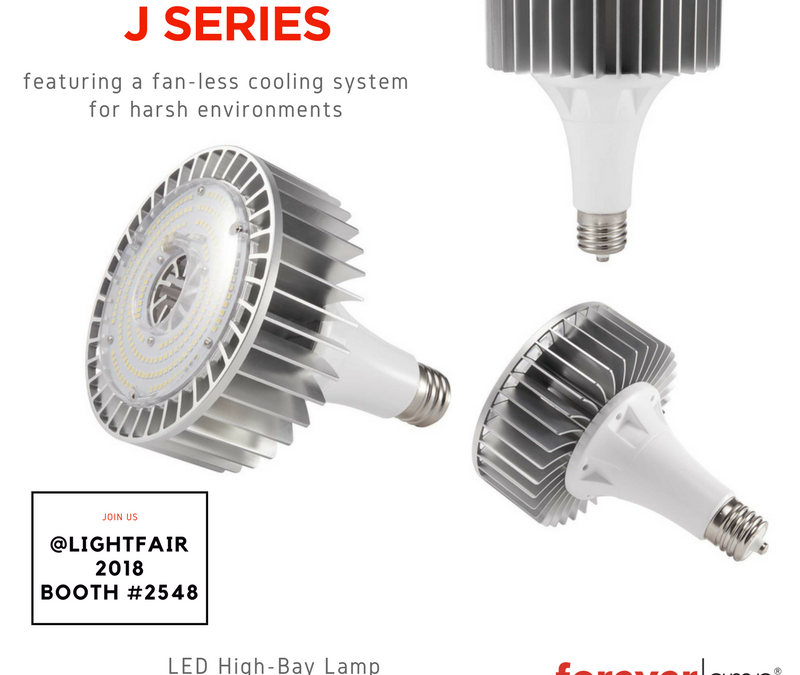 J Series Launch As Seen In LEDs Magazine