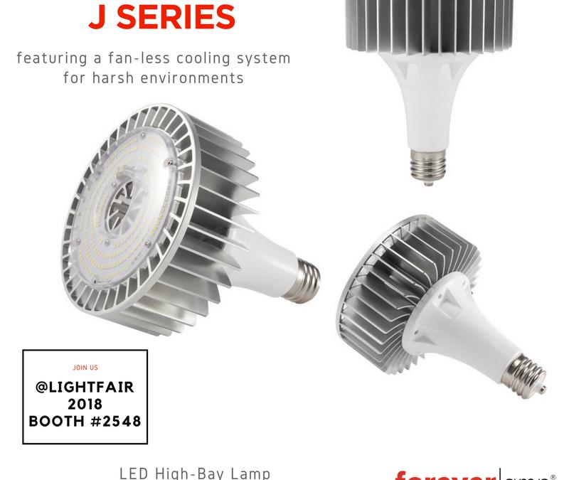 Foreverlamp to Exhibit in Chicago at Lightfair International