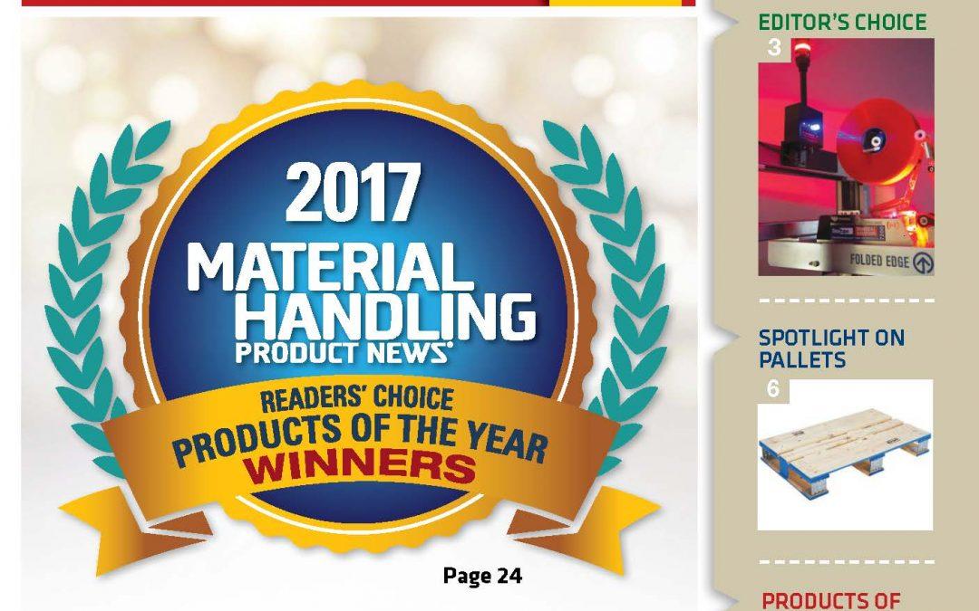 As Seen In Material Handling